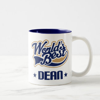 Dean College Gift Two-Tone Coffee Mug