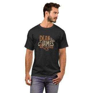 Dean James & The Treatment Black Tee
