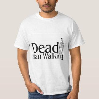 Dean Man Walking T Shirt