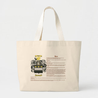 Dean meaning bags
