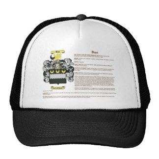 Dean meaning hat