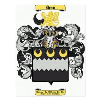Dean Postcard