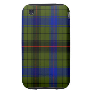 Dean Scottish Tartan Tough iPhone 3 Case