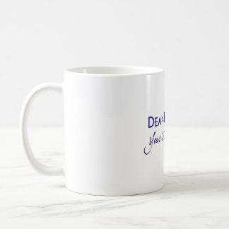 Dean Tracy Coffee Mug