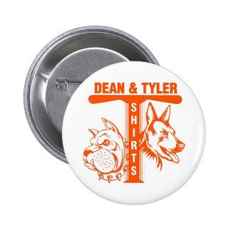 Dean & Tyler Pins