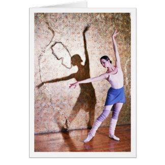 Deanna McBrearty - cosecha de la sombra 1 del oro Tarjeta De Felicitación