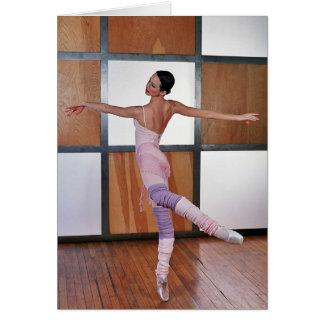 Deanna McBrearty - cuadrados 2 del ballet Tarjeta De Felicitación