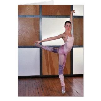 Deanna McBrearty - cuadrados 4 del ballet Tarjeta De Felicitación