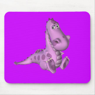 Deano the Dino2 Mouse Pad