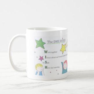 Deans Mill Wish Coffee Mug