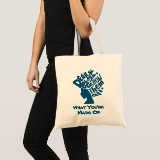 Dear Black Girl Tote Bag