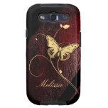 Dear Butterfly Samsung Galaxy SIII Case