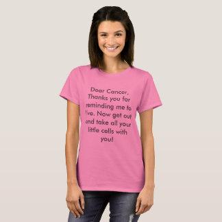 Dear Cancer T-Shirt
