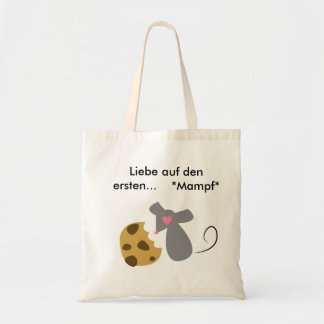 Dear cookie tote bag