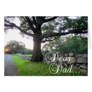 Dear Dad...Father's Day Card