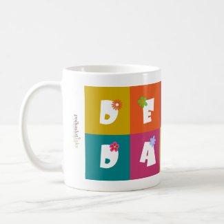 Dear Daddy Mug mug