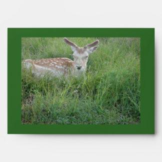 Dear Deer Envelope