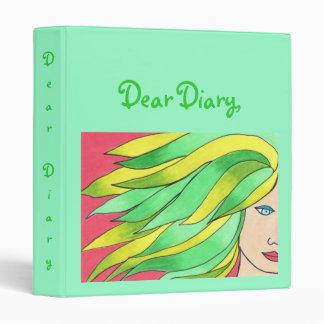 Dear Diary, Binder