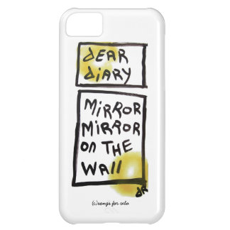 dear diary case for iPhone 5C