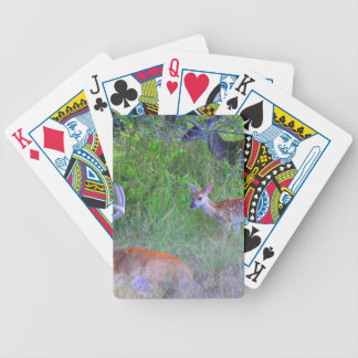Dear Family Bicycle Playing Cards