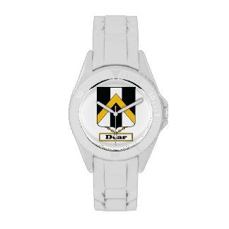 Dear Family Crest Wrist Watches
