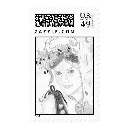 Dear Friend Stamps