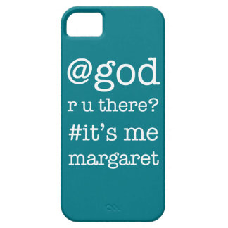 Dear God Are You There? It's me Margaret iPhone SE/5/5s Case