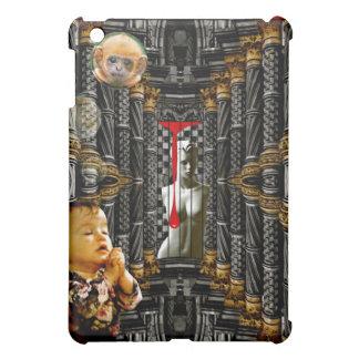 Dear God, I Really need A Baby Monkey iPad Mini Cover