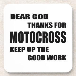 Dear God Thanks For Motocross Coasters
