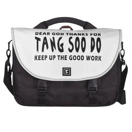 Dear God Thanks For Tang Soo do Keep Up Good Work Laptop Computer Bag