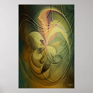 """""""Dear Heart """" Art Poster"""