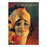 Dear Heart Card