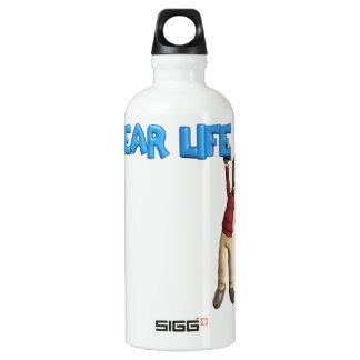 Dear Life Aluminum Water Bottle