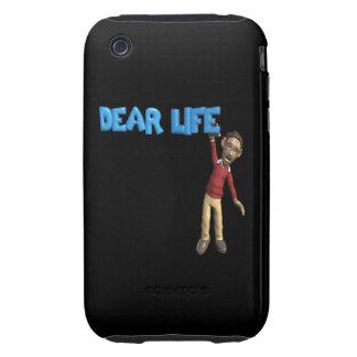 Dear Life Tough iPhone 3 Cover