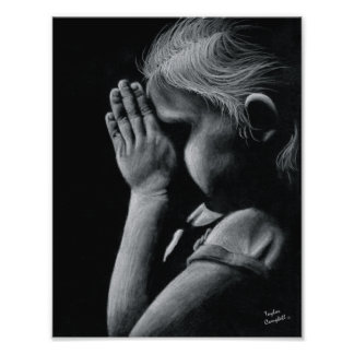 """""""Dear Lord..."""" Photographic Print"""