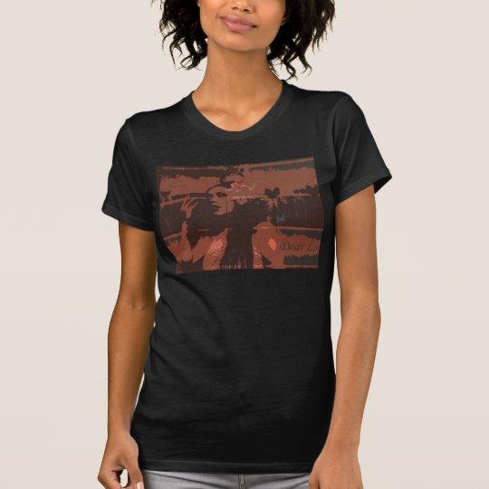 """""""Dear Love"""" Twofer T T-Shirt"""