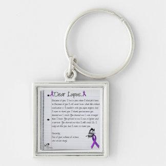 Dear Lupus.. Keychains