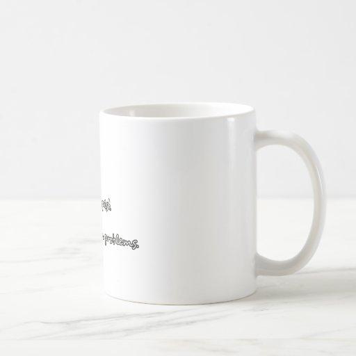 Dear Math, I'm not a therapist. Mug