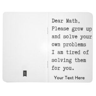 math solve your own problems