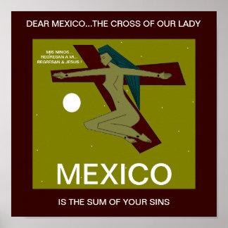DEAR MEXICO... POSTER