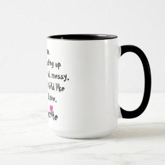 Dear Mom - Mug