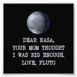 Dear Nasa Love Pluto Photo