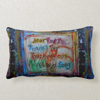 dear poets pillows