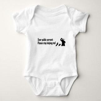 Dear Public Servant Baby Bodysuit