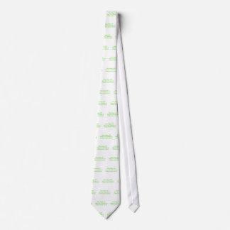 Dear Santa All I Want Is A Shiny Green Tractor Neck Tie