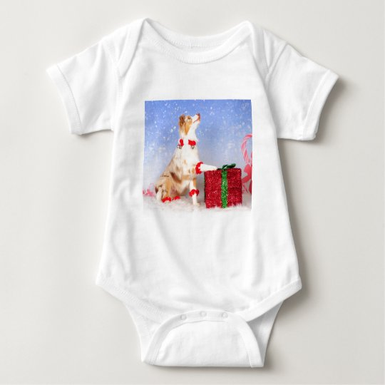 Dear Santa Baby Bodysuit