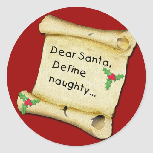 Dear Santa...Define Naughty T-shirts, Baby Clothes Classic ...