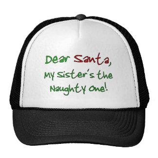Dear Santa Hats