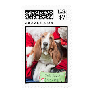 Dear Santa I Can Explain Postage