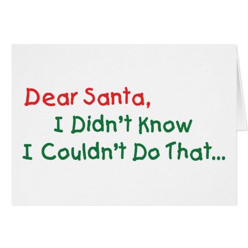 dear santa naughty quotes - photo #7